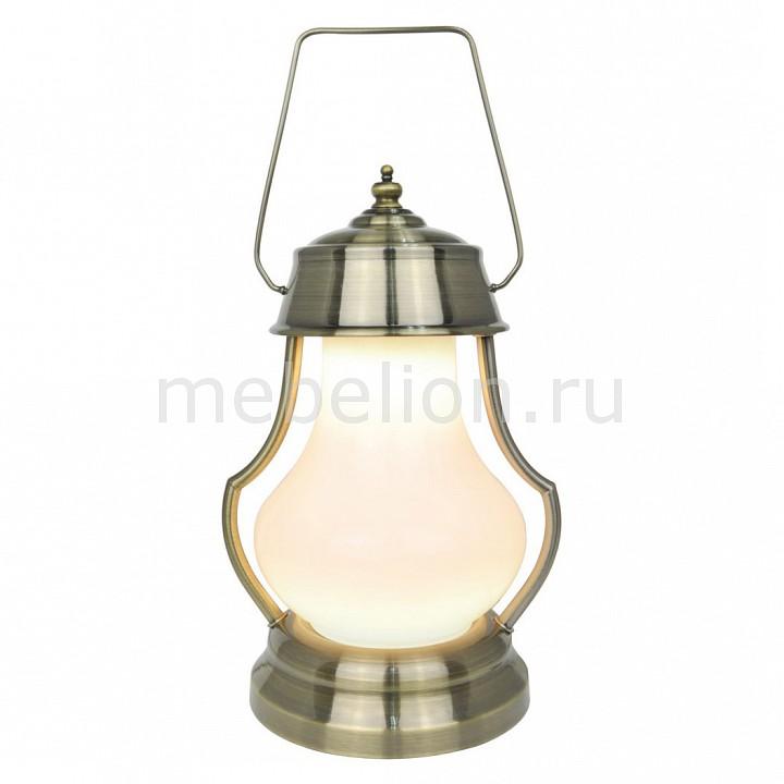 Настольная лампа декоративная Arte Lamp A1502LT-1AB Lumino