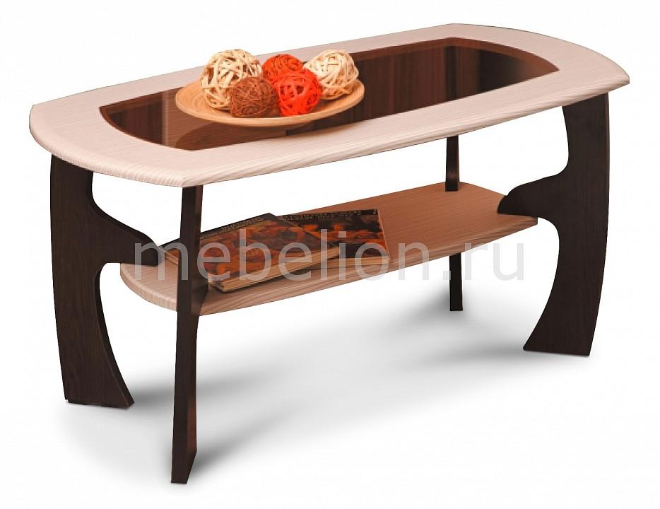 Олимп-мебель Стол журнальный Маджеста-3 1288527 венге/клен азия олимп мебель венеция 12 18 венге клен азия