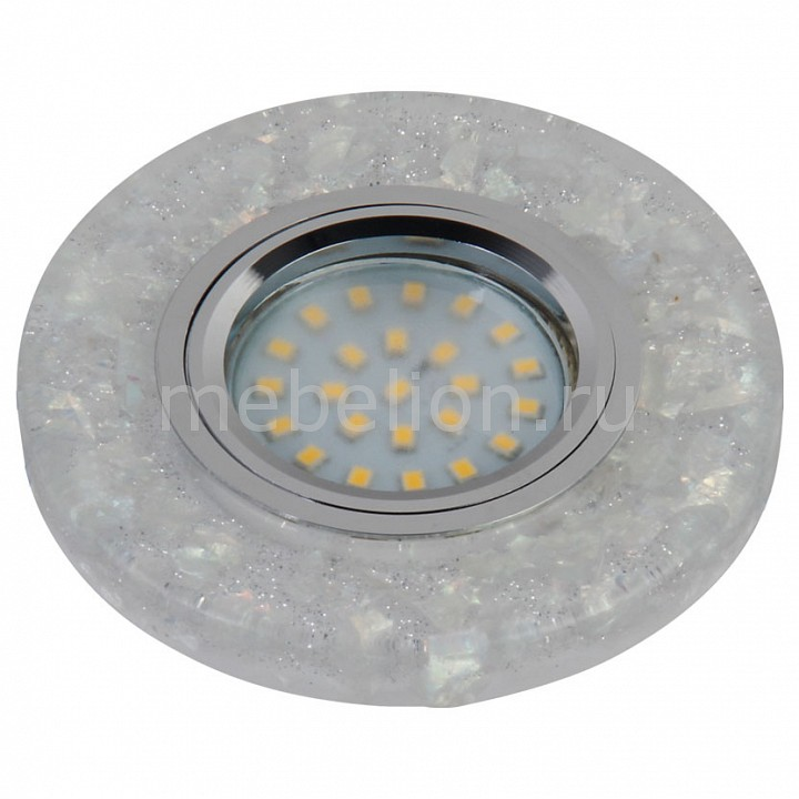 Встраиваемый светильник Uniel Luciole 10717 uniel luciole 10755
