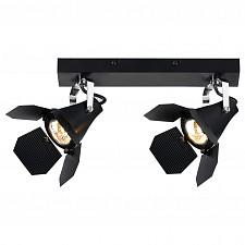Спот Arte Lamp A3092AP-2BK Cinema