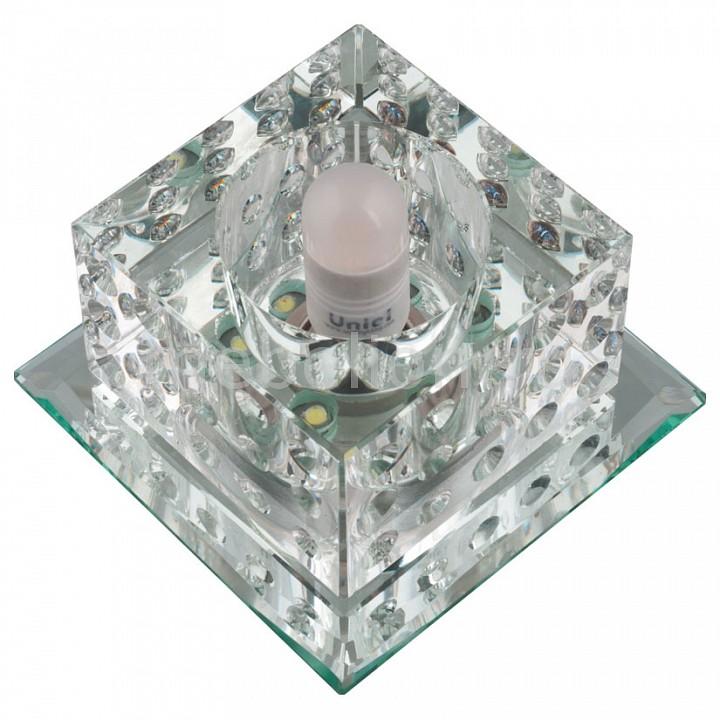 Встраиваемый светильник Uniel 10743 Luciole