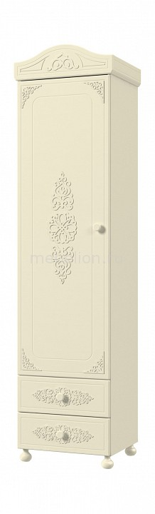 Шкаф для белья Ассоль плюс АС-01