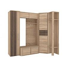 Шкаф для белья Бруна 130050.000