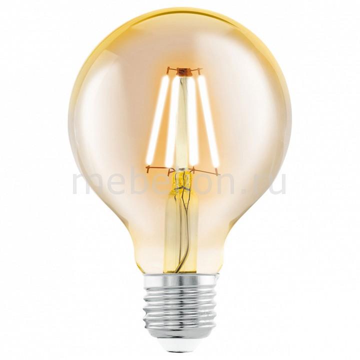 Лампа светодиодная [поставляется по 10 штук] Eglo Лампа светодиодная G80 E27 2Вт 2200K 11556 [поставляется по 10 штук] лампа светодиодная eglo a75 e27 4вт 2200k 11555 page 8