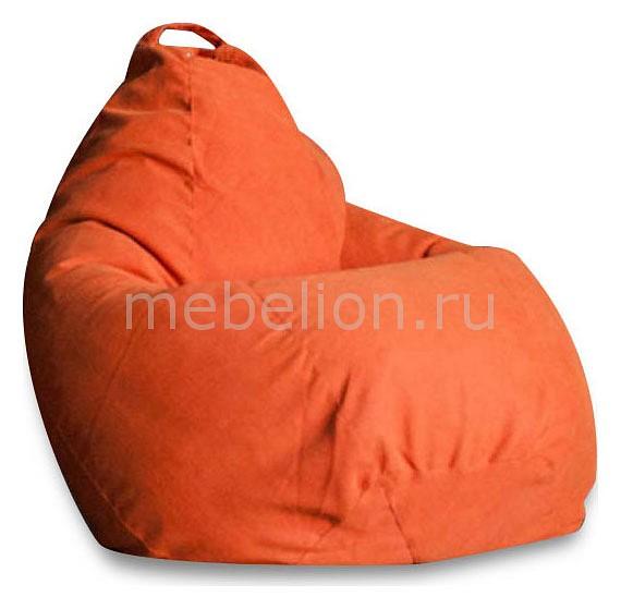 Кресло-мешок Велла оранжевая II  тумбочки в ванную комнату без раковины фото