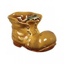 Кашпо АРТИ-М (14х9 см) Ботинок 180-341