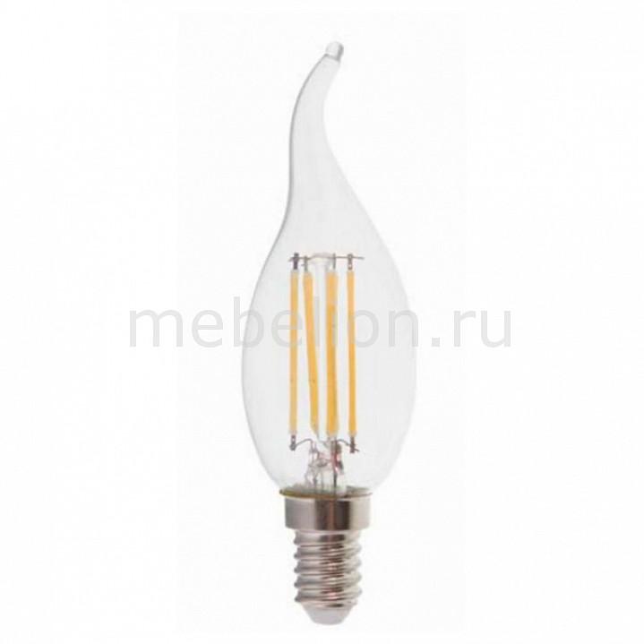 Лампа светодиодная [поставляется  10 штук] Feron   E14 220В 5Вт 2700 K LB-59 25575 [   ]