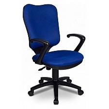 Кресло компьютерное H-540AXSN синее