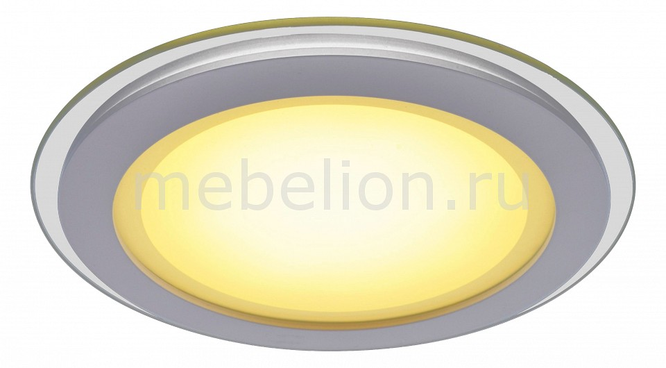 Встраиваемый светильник Arte Lamp A4118PL-1WH Raggio