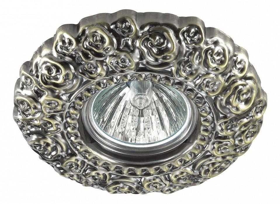 Купить Встраиваемый светильник Fiori 370310, Novotech, Венгрия