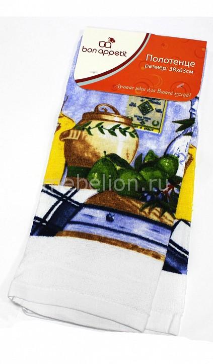 Полотенце для кухни Bon Appetit Aquarelle скатерть bon appetit rokoko цвет зеленый 145 см x220 см