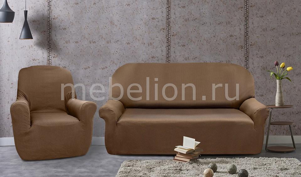 Чехол для диванов Belmarti Набор чехлов для дивана и кресел РУСТИКА чехол для диванов belmarti набор чехлов для дивана и кресел рустика
