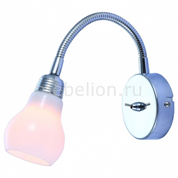 Бра Arte Lamp Lettura A5271AP-1CC
