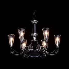 Подвесная люстра MW-Light 483010706 Элла 1