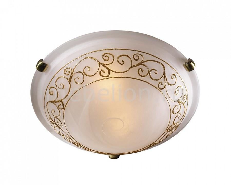 Накладной светильник Sonex Barocco Oro 331 спальня barocco ivory в минске