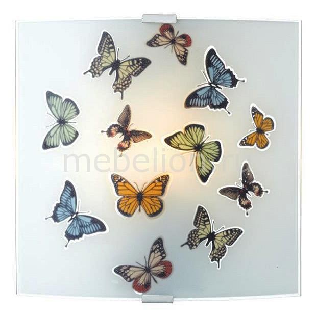 Накладной светильник markslojd Butterfly 105435 настенный светильник markslojd butterfly 105435