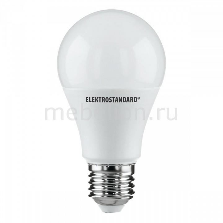 Лампы светодиодная Elektrostandard Classic LED D 12W 3300K E27 jrled e27 5w 350lm 3300k 24 smd 5730 led warm white light bulb white silver ac 220 240v