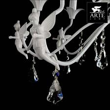 Подвесная люстра Arte Lamp A5349LM-8WH Angelina