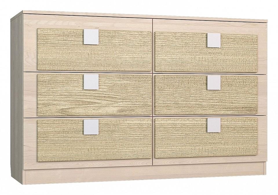 лучшая цена Комод Компасс-мебель Александрия АМ-8