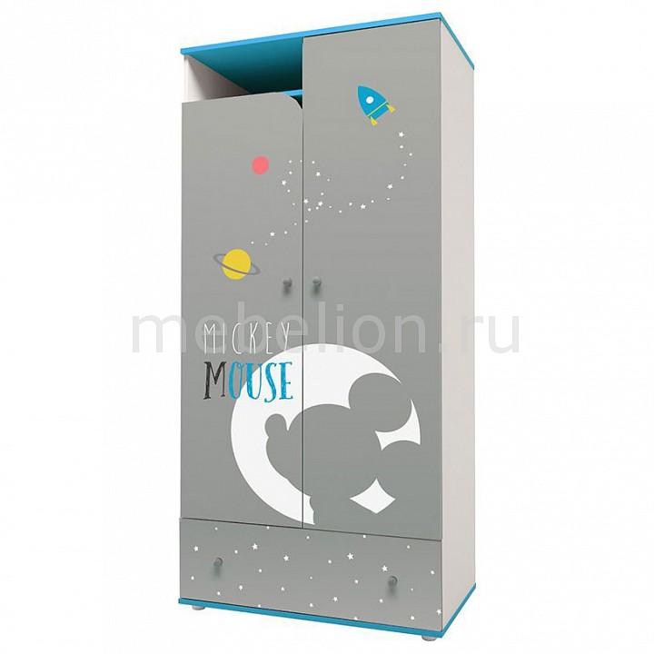 Шкаф платяной Polini Polini kids Disney baby двухсекционный