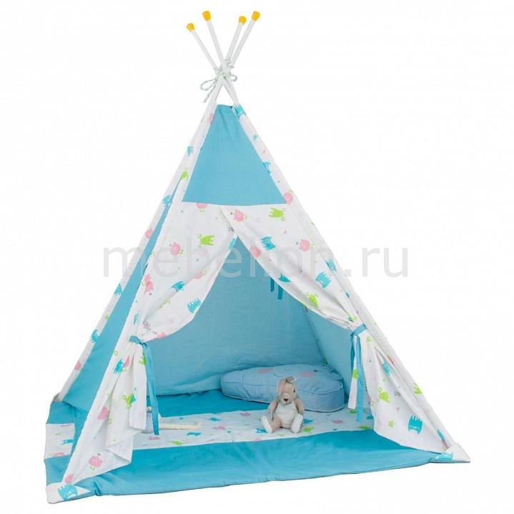Палатка Polini Polini Kids Монстрики шкаф двухсекционный polini kids basic монстрики белый серый