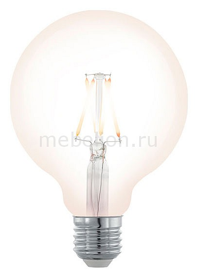 Лампа светодиодная Eglo Винтаж E27 220В 4Вт 2200K 11707 лампа светодиодная eglo винтаж 11707