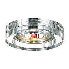 Встраиваемый светильник Novotech 369487 Glass