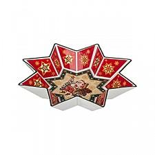 Салатник (32 см) Christmas collection 586-005