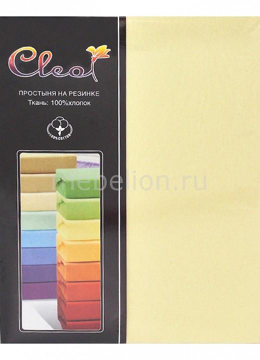 Простыня на резинке Cleo (180х200 см) Cleo cleo cleo кпб rose 1 5 спал