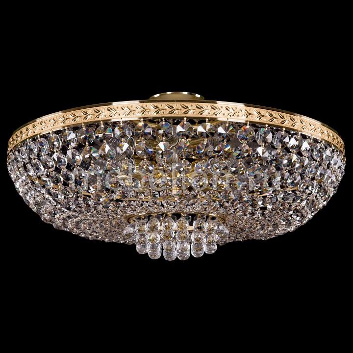 Люстра на штанге Bohemia Ivele Crystal 1928/55/Z/G 1928