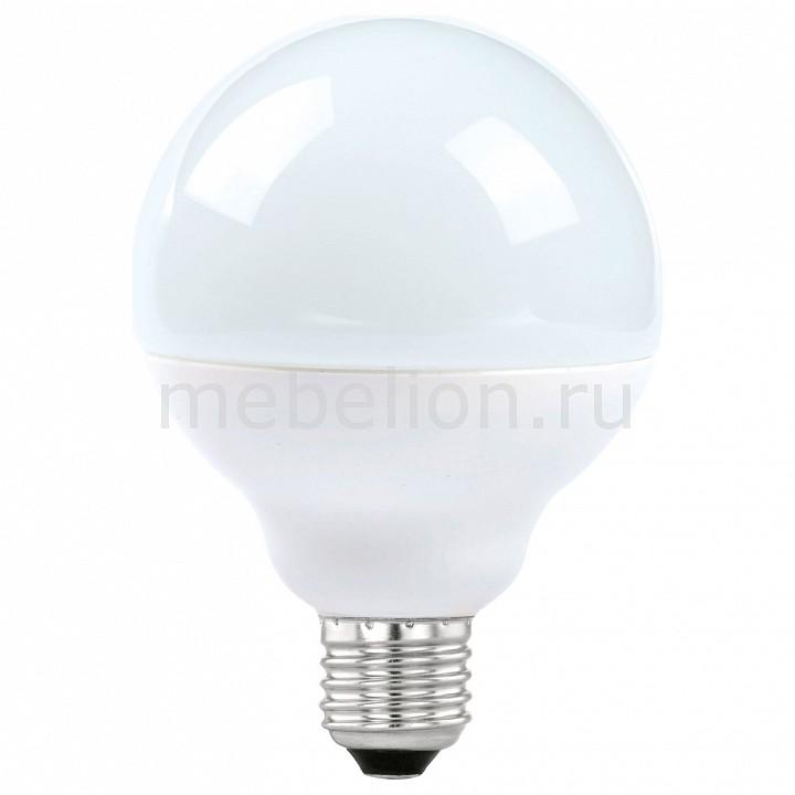 Лампа светодиодная [поставляется по 10 штук] Eglo Лампа светодиодная G90 E27 12Вт 4000K 11489 [поставляется по 10 штук] цена