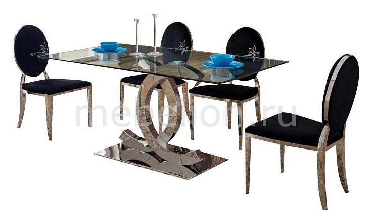 Набор обеденный ESF FT151/Y110 стол esf ft151