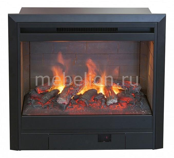 Электроочаг встраиваемый Real Flame (63.5х27.4х62.5 см) 3D Helios 00010012188 электроочаг real flame 3d oregan