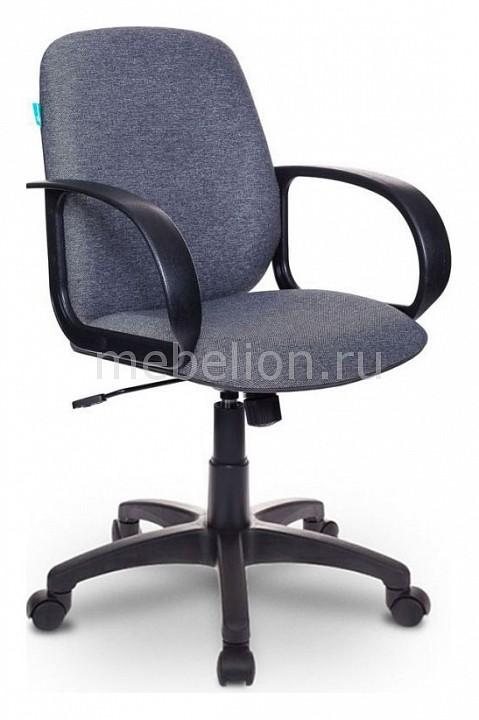 Кресло компьютерное Бюрократ CH-808-LOW/G ch 808 low g