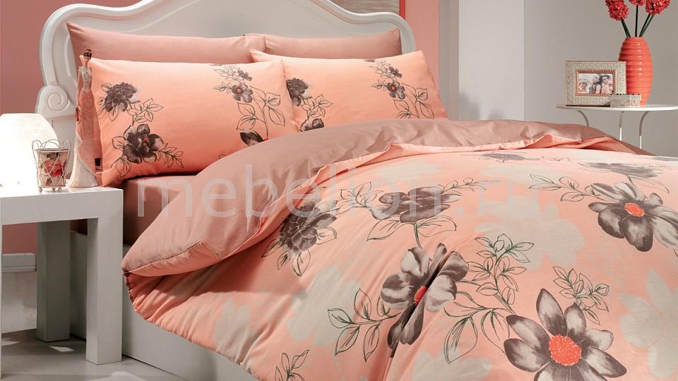 Комплект полутораспальный HOBBY Home Collection SOFIA светильник avantgarde цвет бордовый персиковый