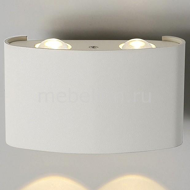 Накладной светильник Elektrostandard 1555 Techno LED Twinky Double белый techno fsm 65