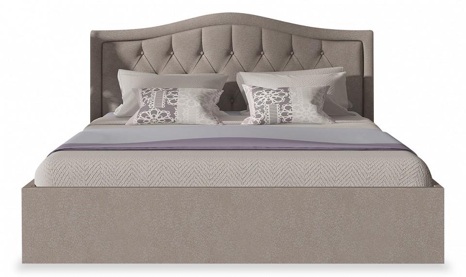 Кровать двуспальная с матрасом и подъемным механизмом Ancona 180-190