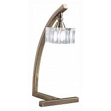 Настольная лампа декоративная Cuadrax 1104