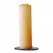 Свеча декоративная (25 см) Лотос 26003300