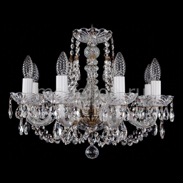 Купить Подвесные люстры 1406/8/160/Pa  Подвесная люстра Bohemia Ivele Crystal