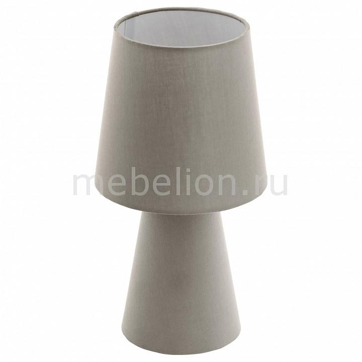 Настольная лампа декоративная Eglo Carpara 97124