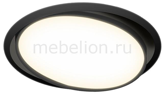 Встраиваемый светильник Donolux DL18813 DL18813/9W Black R