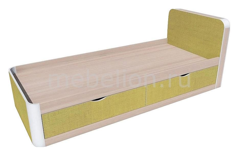 Кровать Артек НМ 014.38  москва купить пуфик яркие цвета