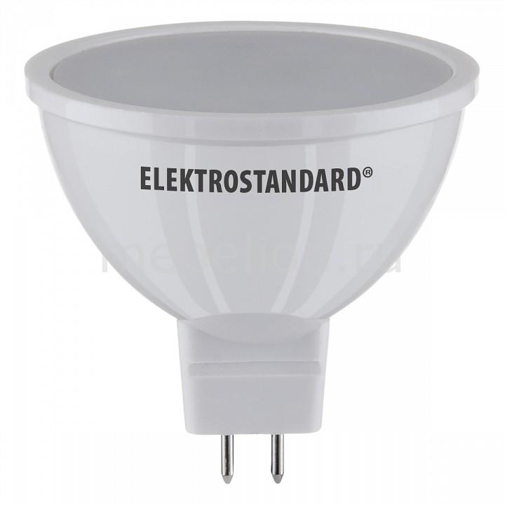 Лампы светодиодная Elektrostandard JCDR01 7W 220V 6500K tohda thd 007 7w 500lm 6500k 7 led white ceiling light 110 240v