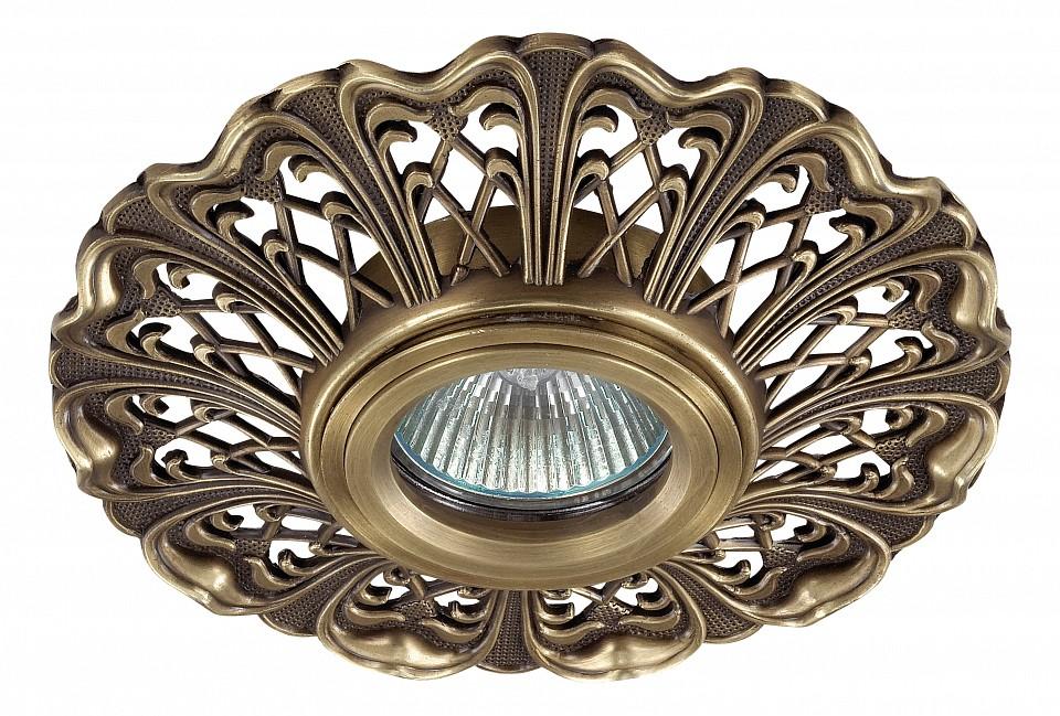 Встраиваемый светильник Novotech 370030 Vintage