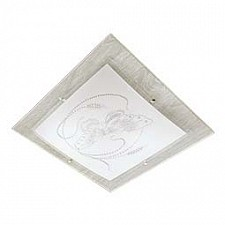 Накладной светильник Eurosvet 2962/3 хром/серый 2962