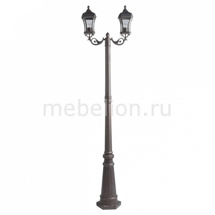 Фонарный столб Chiaro Шато 800040502 садово парковый светильник chiaro шато 800040502