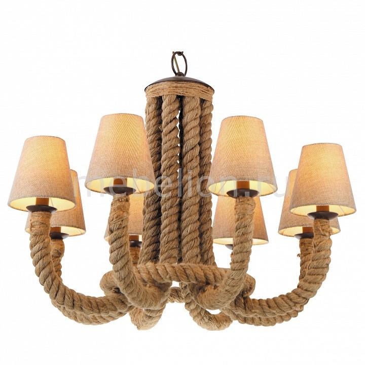 Подвесная люстра Arte Lamp A8958LM-8BR Corda