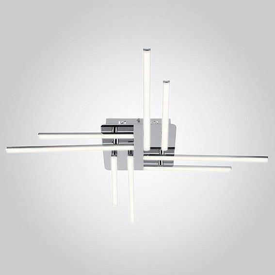 Купить Накладной светильник 90040/8 хром, Eurosvet, Китай