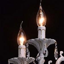 Подвесная люстра MW-Light 301014605 Свеча 2
